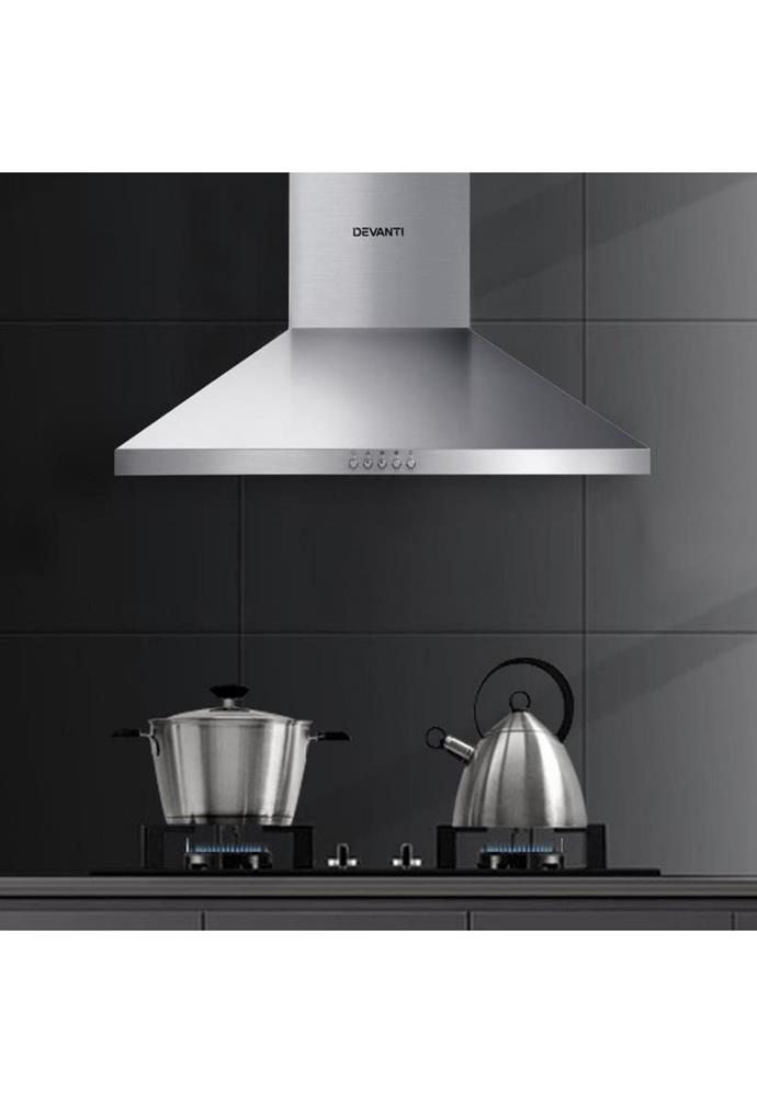 "**Range Hood 60cm 600mm Kitchen Canopy Stainless Steel Rangehood Wall Mount, $99.95, [Devanti](https://www.kogan.com/au/buy/nai-devanti-range-hood-60cm-600mm-kitchen-canopy-stainless-steel-rangehood-wall-mount-rh-d-a17-60-sr/|target=""_blank""