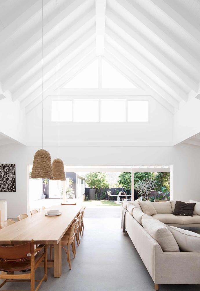 """**Living/dining** [Classic Concrete Co](https://www.classicconcreteco.com.au/