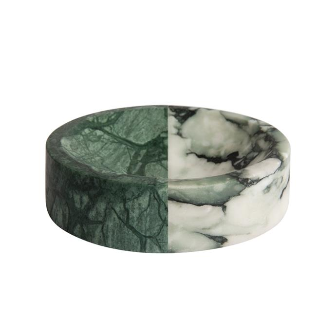 "Polar bowl in fiore & foresta, $280, [Greg Natale](https://www.gregnatale.com/collections/all-decor/products/polar-bowl-fiore-foresta|target=""_blank""|rel=""nofollow"")"
