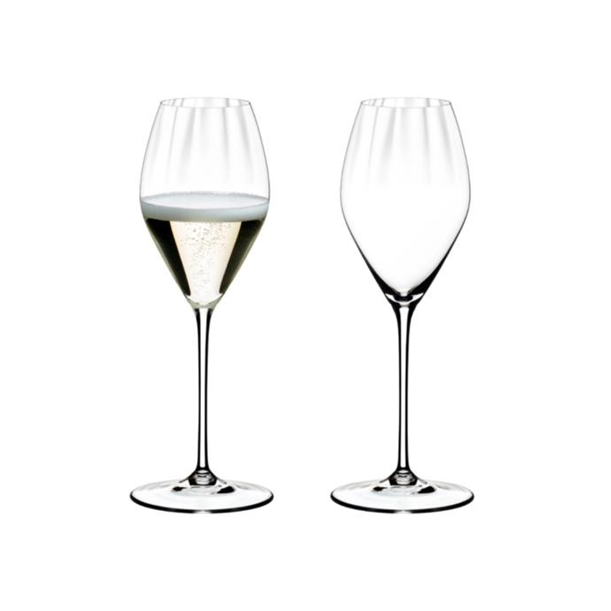 """Performance champagne glasses, $99.95/twin pack, [Riedel](https://www.riedel.com/en-au/shop/performance/champagne-688400028