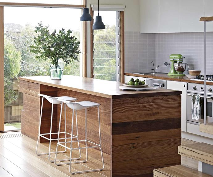 A Nordic-style coastal home filled with clever design ideas