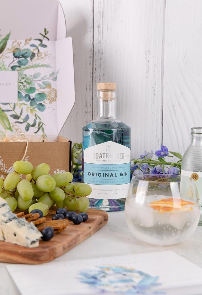 **GARDEN STREET GIN CLUB**<br><br>For many of us, gin has become the drink of choice, and exploring the giant world of artisanal spirits can be as exciting as it is challenging. To help take all the guesswork out of your experimenting, [Garden Street Gin Club](https://www.gardenstreet.com.au/) have scoured the world to send you a delightful box that includes a full-sized bottle of gin, a selection of tonics, cocktail ingredients and special gifts.