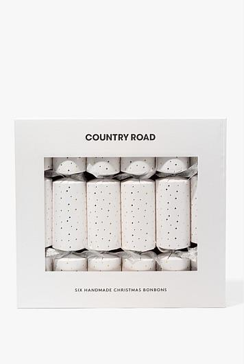 """Merry Bonbons, $49.95, [Country Road](https://www.countryroad.com.au/merry-bonbons-60260572-100 target=""""_blank"""" rel=""""nofollow"""")"""