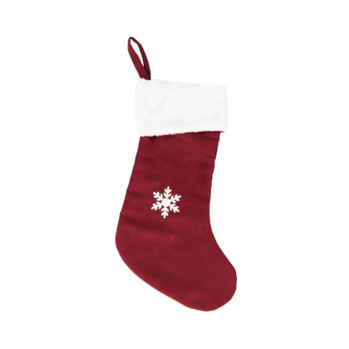 "VINTER 2020 Christmas stocking, $7.99, [Ikea](https://www.ikea.com/au/en/p/vinter-2020-christmas-stocking-red-70475924/ target=""_blank"" rel=""nofollow"")"