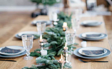 21 minimal decorations for a modern Christmas