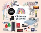 Win an epic Christmas prize pack worth over $5000