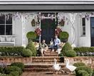 Inside stylist Steve Cordony's chic country home