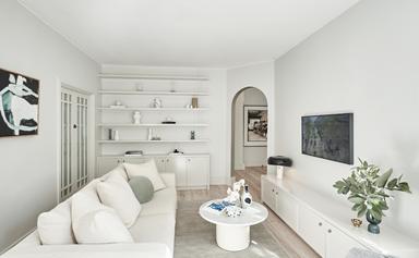 An airy apartment in Sydney's eastern suburbs