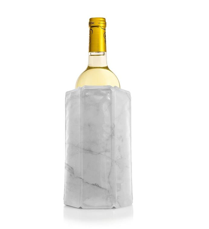 "Vacu Vin - Active Cooler Wine, Marble (Limited edition), $39.95, [Opus Design](https://opusdesign.com.au/products/vacu-vin-active-cooler-wine-marble-limited-edition?variant=32656899997750&currency=AUD&utm_medium=product_sync&utm_source=google&utm_content=sag_organic&utm_campaign=sag_organic&cmp_id=9307551044&adg_id=99766780288&kwd=&device=c&gclid=Cj0KCQiAtqL-BRC0ARIsAF4K3WHFK4feMj-4jB1M4mohZ1sp-w2xvJt50xEDa3TquAs8lGAIFIf_DPgaAhtEEALw_wcB|target=""_blank""|rel=""nofollow"")"
