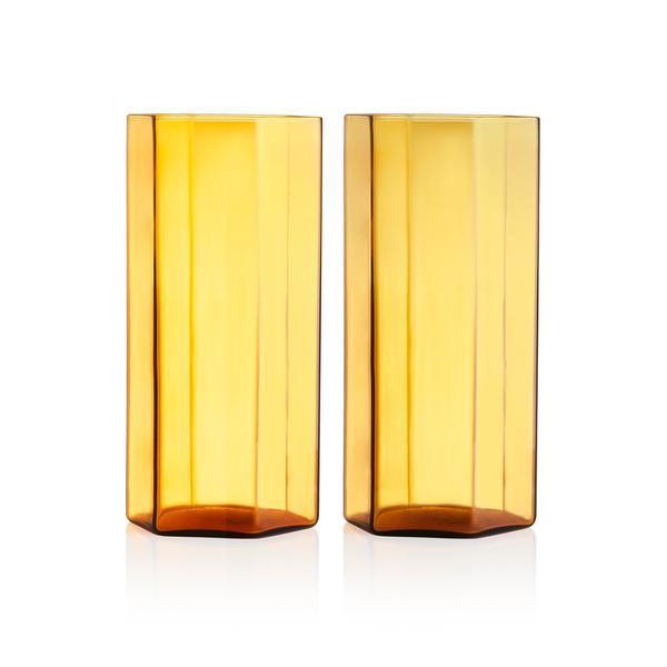 "Cou Cou Tall Glass Set, $89, [Maison Balzac](https://www.maisonbalzac.com/products/coucou-tall-glass-set-91?_pos=1&_sid=88ae543f3&_ss=r|target=""_blank""|rel=""nofollow"")"