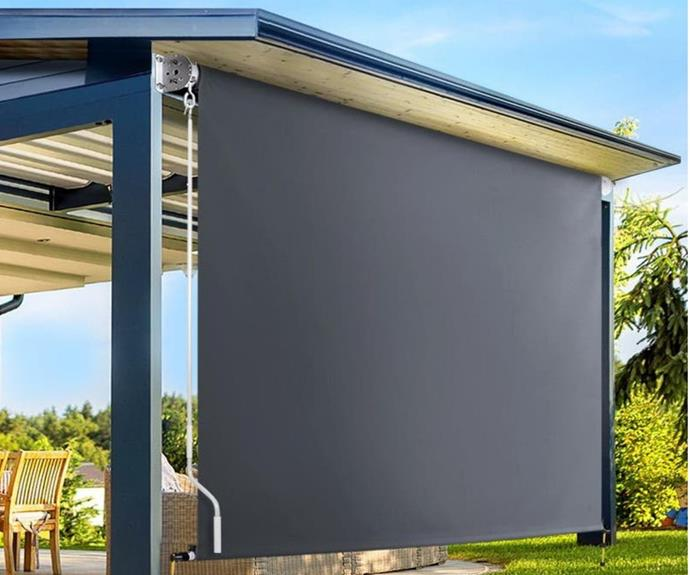 "Instahut Roll Down Awning 2.7m x 2.5m, $224.10, [Kogan](https://www.kogan.com/au/buy/27m-x-25m-retractable-roll-down-awning-grey-nw-outdoor/|target=""_blank""