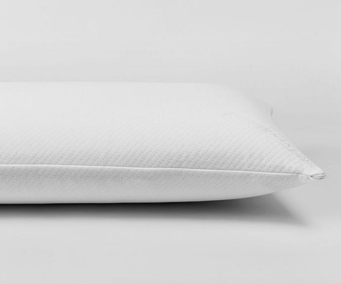 """**[Dunlopillo Cool Comfort Pillow Protector - 2 pack, from $89.95, Sheridan](https://www.sheridan.com.au/dunlopillo-cool-comfort-pillow-protector-2-pack-t6609-na-blank.html