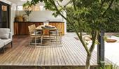 A multi-purpose family garden design in Sydney with clever ideas