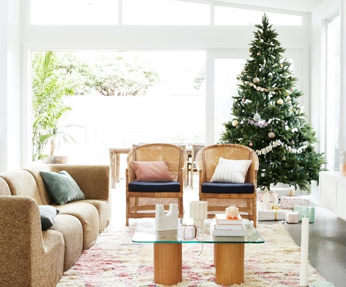 Classic Christmas decorating