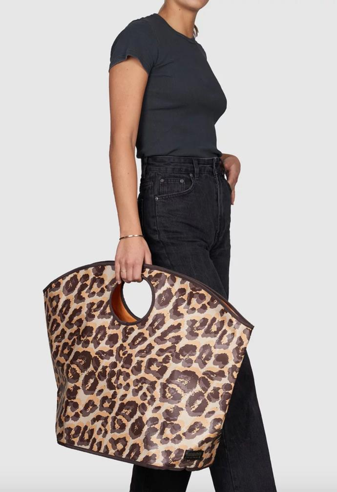 "**Urban Originals Carry All Bag, $50, [The Iconic](https://www.theiconic.com.au/carry-all-bag-1197972.html|target=""_blank""