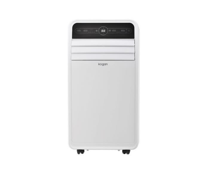 "**Kogan SmarterHome™ 4.1kW Portable Smart Air Conditioner, $499.99, [Kogan](https://www.kogan.com/au/buy/kogan-smarterhome-41kw-portable-air-conditioner-reverse-cycle/|target=""_blank""