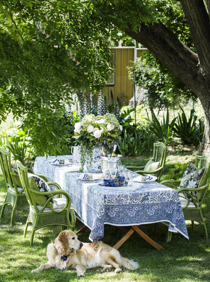 """[Entertaining outdoors](https://www.homestolove.com.au/easy-outdoor-entertaining-ideas-19628