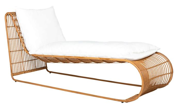 "Cascade day bed, $699, [Freedom](https://www.freedom.com.au/|target=""_blank""