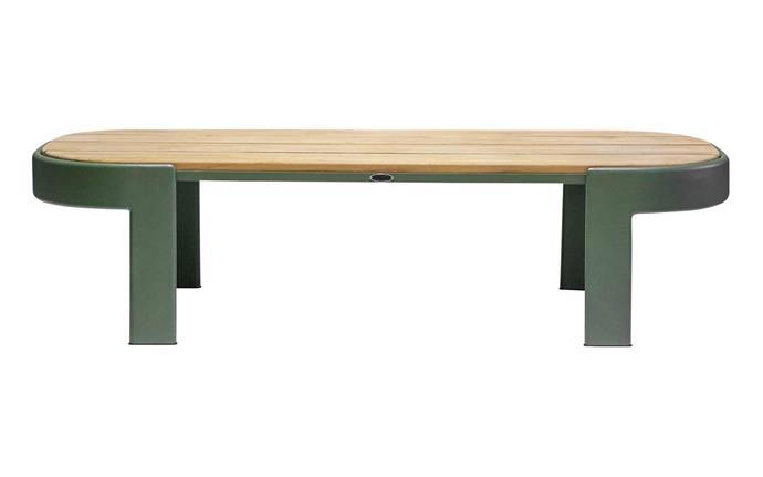 "Charlie coffee table, POA, [Vorsen](https://www.vorsen.com.au/|target=""_blank""|rel=""nofollow"")."