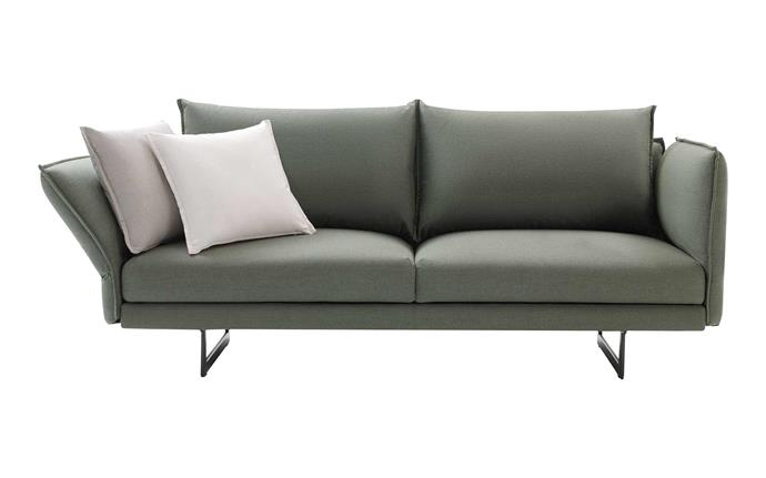 "Zaza outdoor 2.5-seater standard 2 Flex sofa in Eucalyptus, from $3883, [King Living](https://www.kingliving.com.au/|target=""_blank""
