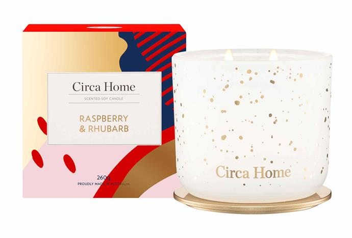"**CIRCA HOME**<br><br>There's no greater gift to receive than a beautiful scented candle or diffuser, and [Circa Home](https://circahome.com.au/|target=""_blank""