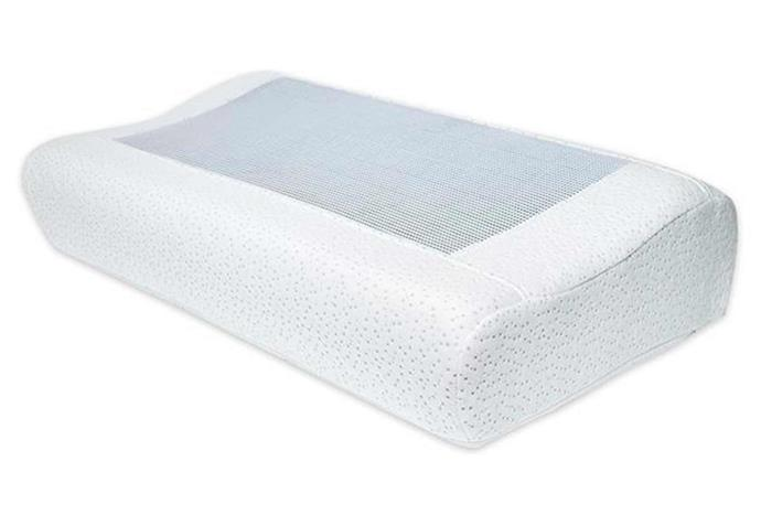 """**[Flexi Pillow - Gel Contour with Bamboo, $149, Pillow Science](https://www.pillowscience.com.au/collections/cooling-pillows/products/flexi-pillow-gel-contour-with-bamboo