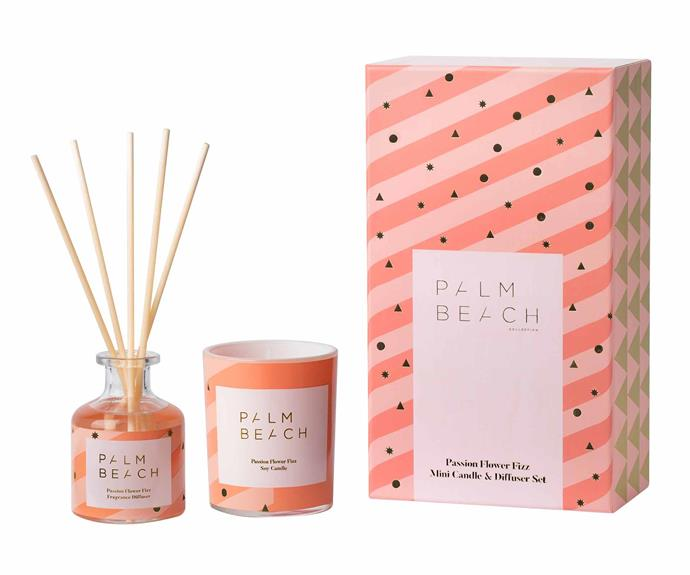 **PALM BEACH COLLECTION**<br><br>Let's be honest, who *doesn't* love the scent of a beautiful candle or diffuser throughout the home? If, like the rest of us, you're crazy for home fragrance, you'll want to keep an eye on Palm Beach Collection's Boxing Day Sales. **Kicking off from the 24th of December, they'll be taking 30% off their Christmas range**, so you'll want to get in quick!