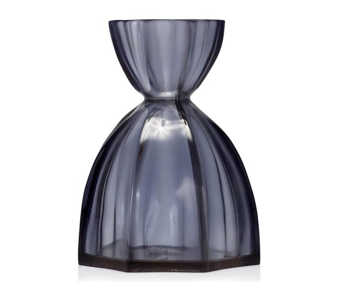 "Oly 'Small Beijing #2' vase, $255, [Coco Republic](https://www.cocorepublic.com.au/|target=""_blank""|rel=""nofollow"")."