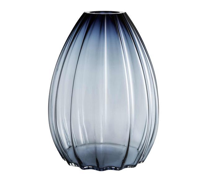 "Rosendahl '2 Lips' vase $1350, [Great Dane Furniture](https://greatdanefurniture.com/|target=""_blank""|rel=""nofollow"")."