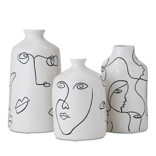 "Home Republic Abstract White & Black Vase, from $19.99, [Adairs](https://www.adairs.com.au/homewares/pots-plants/home-republic/abstract-white--black-vase/?gclid=Cj0KCQiA3NX_BRDQARIsALA3fIKNRL8RpBmUidTUxYrBqL0HfIFN55E6-XUS9lq0vuv0nxdgAZISg1QaAiBiEALw_wcB&gclsrc=aw.ds|target=""_blank""|rel=""nofollow"")"