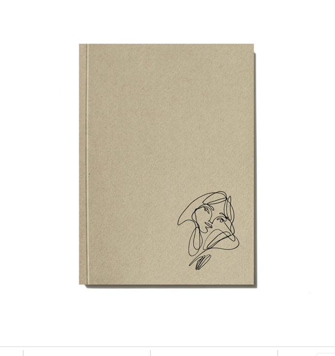 """Elissa Barber x AOL Beige Lined Notebook, $25, [An Organised Life](https://www.anorganisedlife.com/collections/shop-all/products/copy-of-elissa-barber-x-aol-beige-lined-notebook