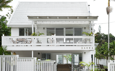 A Cape Cod-inspired beach house on the Sunshine Coast