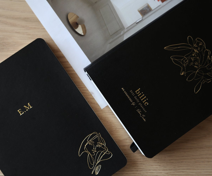 """Elissa Barber x AOL 2021 Daily Planner Gold, $60, [An Organised Life](https://www.anorganisedlife.com/collections/2021-collection/products/elissa-barber-x-aol-2021-daily-planner-gold target=""""_blank"""" rel=""""nofollow"""")"""