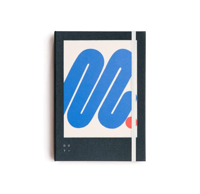 "Studio Milligram Evi O Linen Notebook, $34.95, [Milligram](https://milligram.com/collections/boxing-day-sale/products/evi-o-linen-notebook-1 target=""_blank"" rel=""nofollow"")"