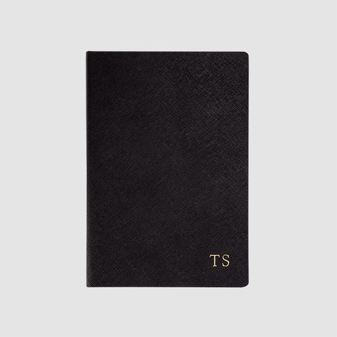 """Black 2021 A5 Diary, $69.95, [The Daily Edited](https://www.thedailyedited.com/black-2021-a5-diary target=""""_blank"""" rel=""""nofollow"""")"""