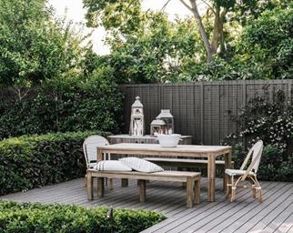 stylish outdoor furniture