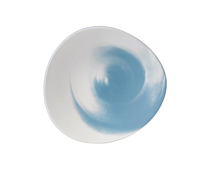 "Blue Pebble Shallow Bowl 19cm, $199, [Wedgwood](https://www.wedgwood.com.au/blue-pebble-shallow-bowl-19cm.html|target=""_blank""|rel=""nofollow"")"