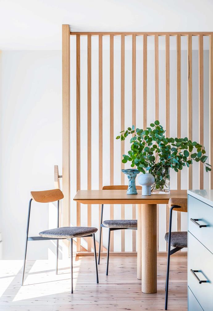 "**Dining room** Nau 'Sia' chairs from [Cult](https://cultdesign.com.au/|target=""_blank""