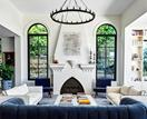 14 luxe living room designs to inspire