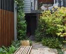 A minimalist zen-inspired courtyard garden design in Sydney