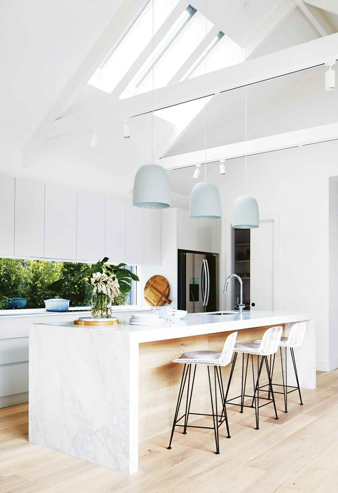 """>> [10 ways to update your kitchen in a weekend](https://www.homestolove.com.au/10-ways-to-update-your-kitchen-in-a-weekend-14368