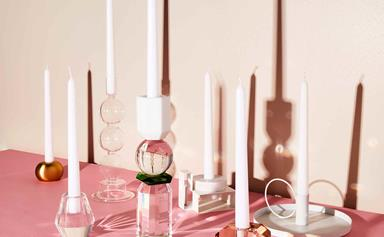 23 best candlesticks and candles to decorate your home with