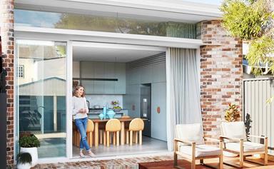 An interior designer's contemporary period house renovation