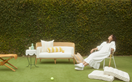 A day on the green: how to host a tennis themed party