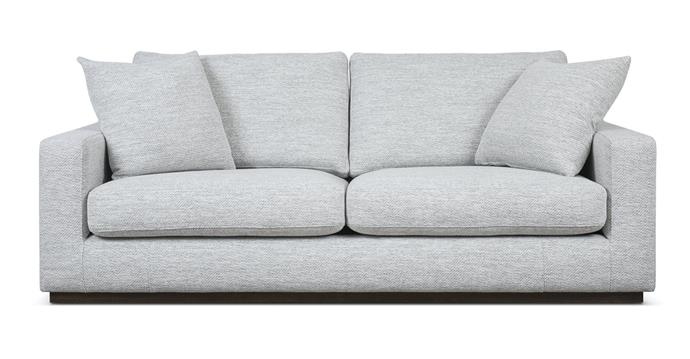 """**Grace Sofa Bed, POA, [Fanuli](https://www.fanuli.com.au/furniture/australian-furniture/grace-sofabed/