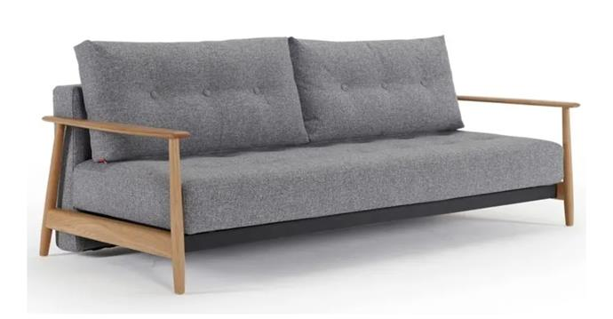 """**Eluma Deluxe Double Sofa Bed - Innovation Living, $3829, [Bed Works](https://www.bedworks.com.au/sofa-beds/sofa-bed-size/double-sofabeds/1877-eluma-deluxe-double-sofa-bed-innovation-living.html