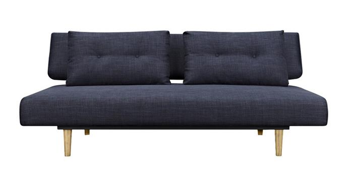 """**Rio Sofa Bed in Dark Grey, $1089, [Interiors Online](https://interiorsonline.com.au/products/rio-sofa-bed-dark-grey