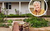 Tour the kitchen garden of master cook Maggie Beer