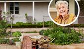 Tour the kitchen garden of master cook Maggie Beer