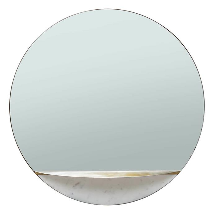 "Bombero Mirror, $449, [Freedom](https://www.freedom.com.au/product/24299473|target=""_blank""|rel=""nofollow"")"